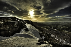 Curbar_Winter_Dawn