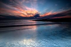 Clachan-Beach-Sunset