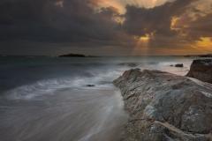 Rhosneigr-Broad-Beach-Sunset-1