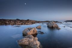 Rhosneigr---Moonlight-Seascape-5