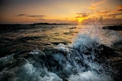 Rhosneigr-Town-Beach-Sunset-2