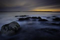 Rhosneigr_Rock_Sunset