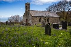 Saint-Ina's-Church-Llanina