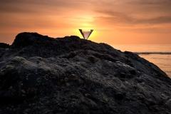 Sunset-Pyramid