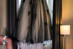 Elizabeth Leg Dress