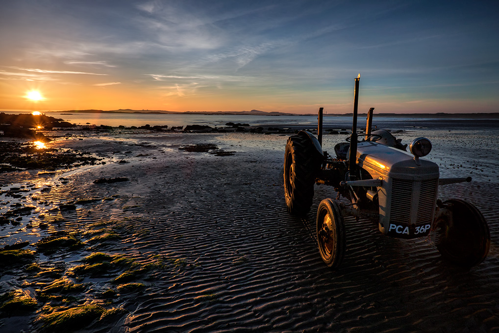 beach-tractor