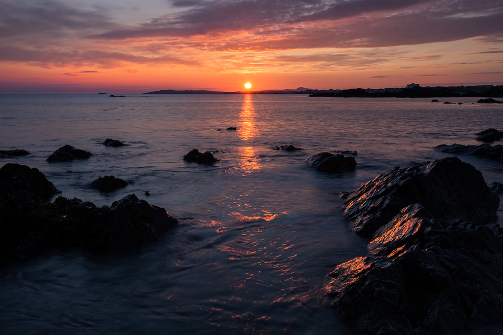 Anglesey-Sunset