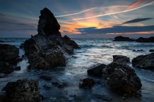 Porth-Y-Post-Sea-Rays