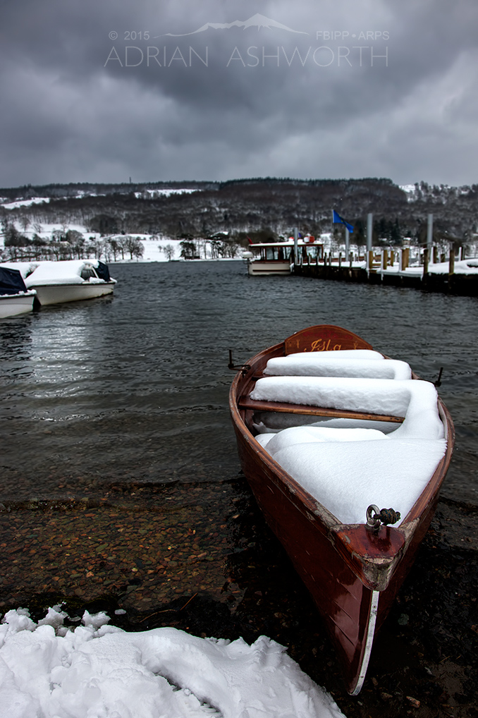 Coniston-Snow-Boat