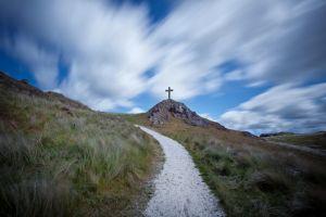 Llanddwyn Island Cross