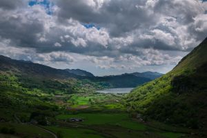 Llyn Gwynant Snowdonia