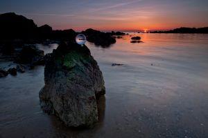 Rhosneigr Crystal Sunset