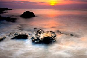 Rhosneigr Sunset Skies