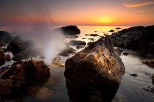 Sunset Vent
