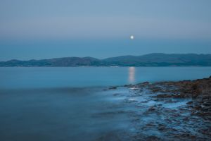 llanfairfechan Blue Moon