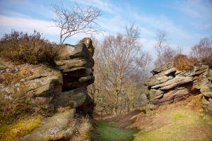 Froggat Edge Secret Path