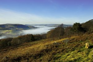 Hathersage Valley Mist