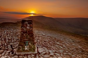 Mam Tor Sunset Pt Two