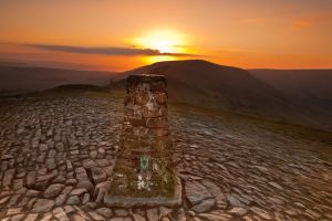 Mam Tor Sunset Pt Three