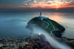 South Stack - Pyramid Mist