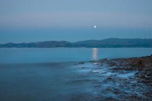 llanfairfechan Blue Moon