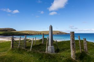 Annie Jane Monument - Vatersay