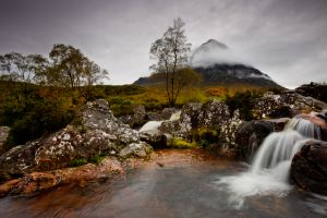Buachaille Etive Mr - Misty 