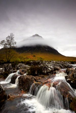 Buachaille Etive Mr Falls