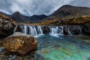 Isle of Skye - Fairy Pool