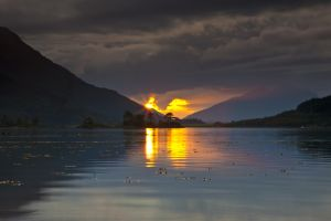 Glenoco Loch Leven