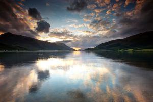 Loch Leven Glass