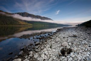 Loch Lochy Mist