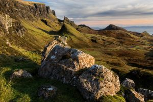 The Quiraing - Skye Sunrise