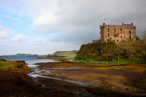 Dunvegan Low Tide
