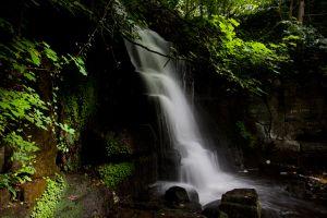 Harmby Waterfall