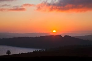 Langsett Sunrise