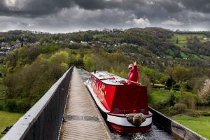 Pontcysyllte Aqueduct - The Wave